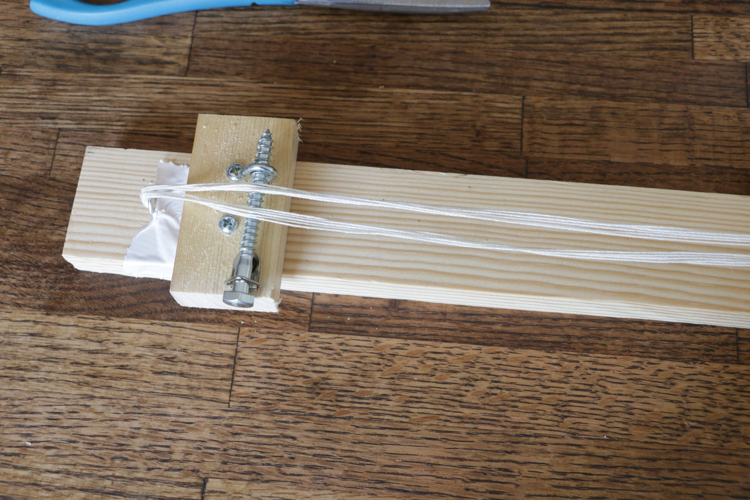 Setting Up the Loom & Threads