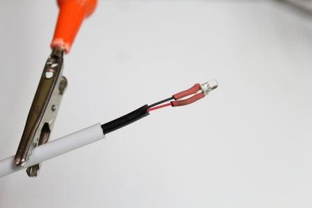 Adding the LED