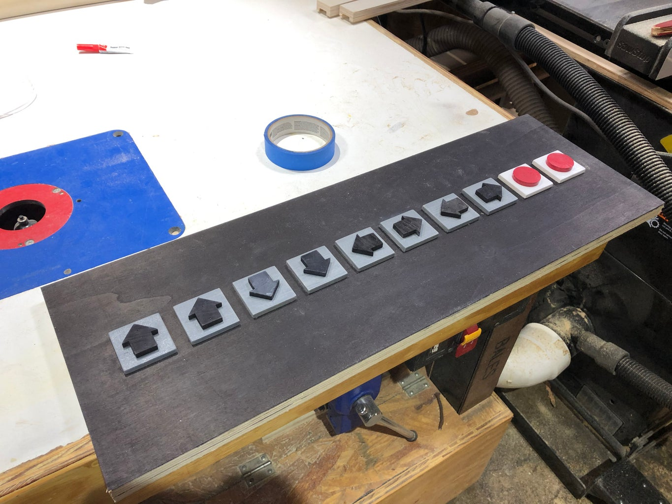 Button Assembly