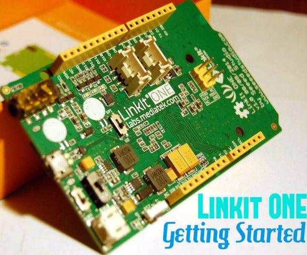 Linkit ONE Setup Guide for Windows