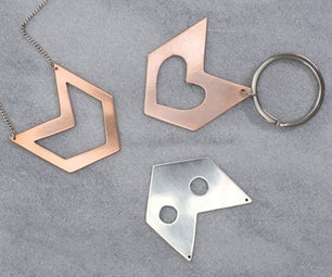 Jewelry Class: Piercing Sheet Metal