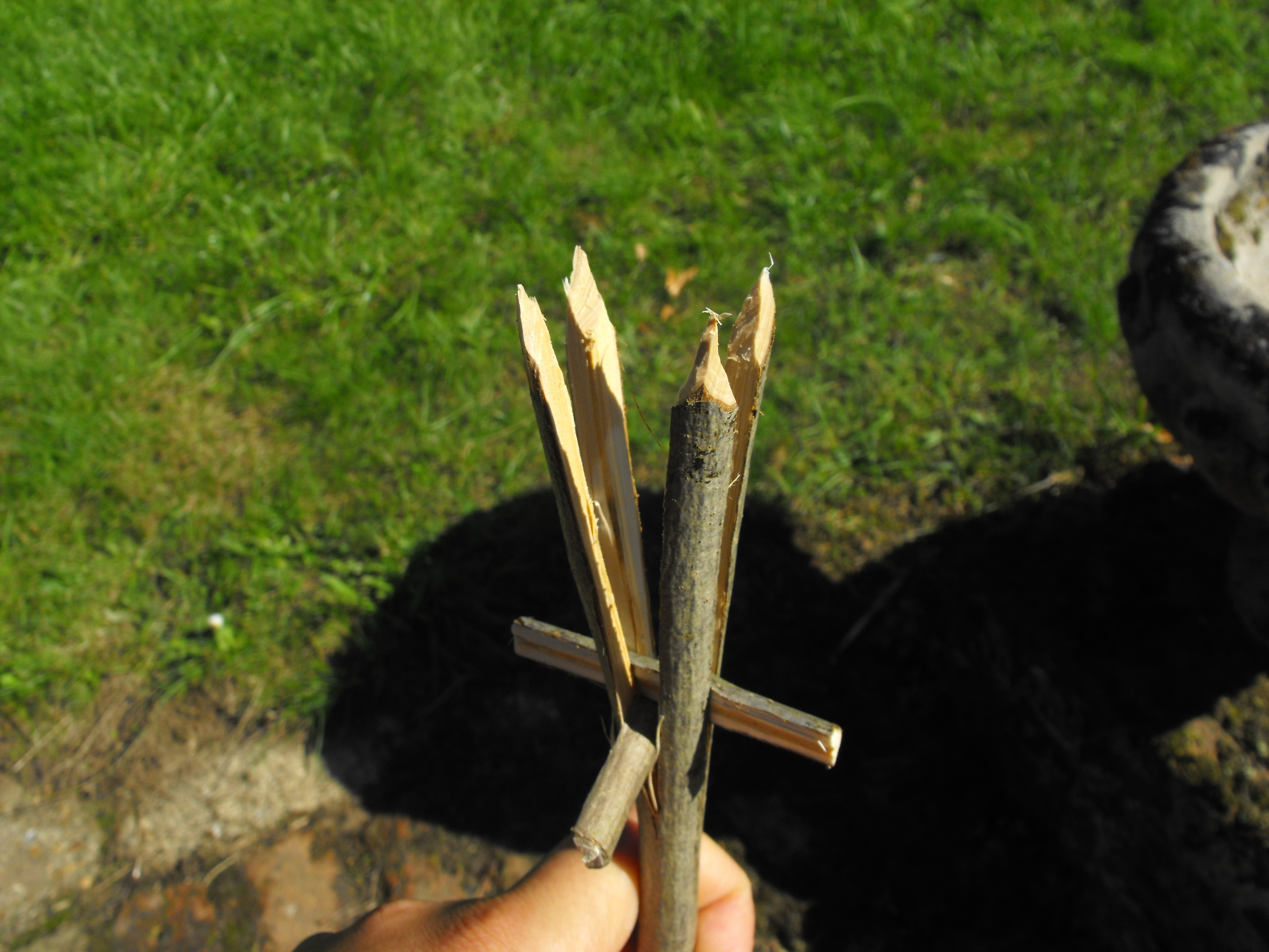Campfire Toasting Fork