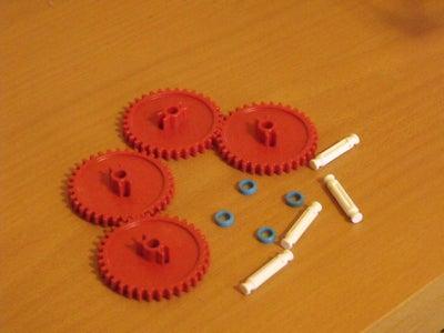 Box 3 Red Gear