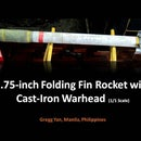 How to Build a 2.75-inch Folding Fin Rocket (FFR)