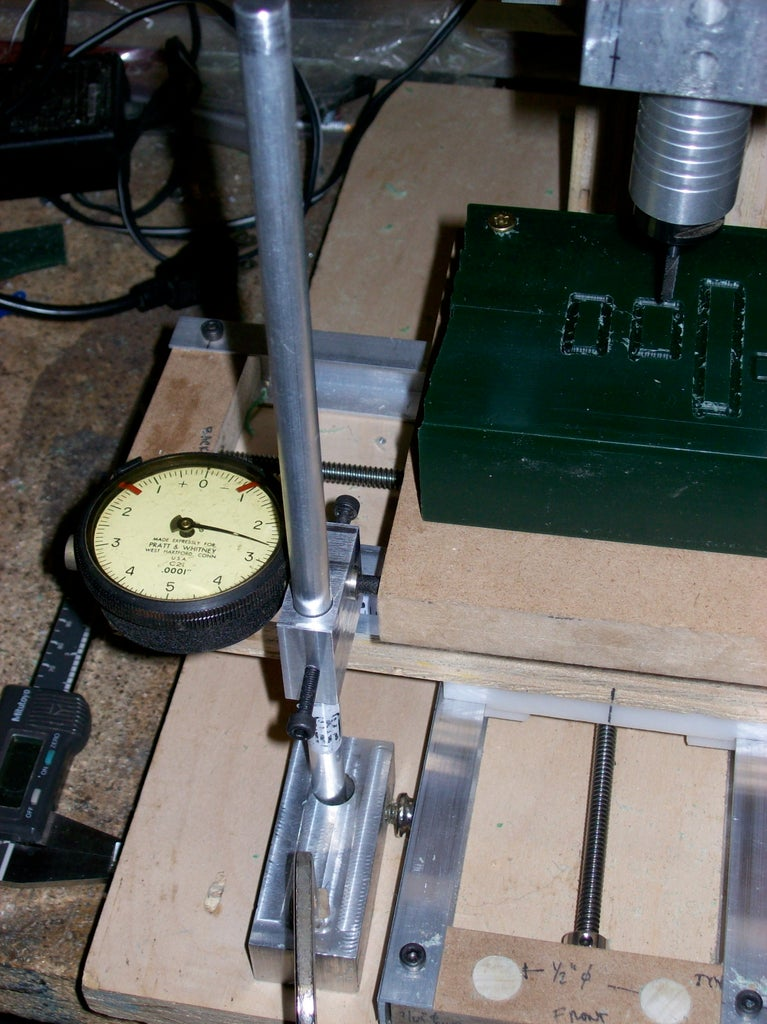 Mount a Motor! (or a Spindle and Motor)