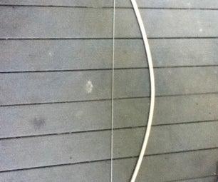 Super Easy PVC Bow