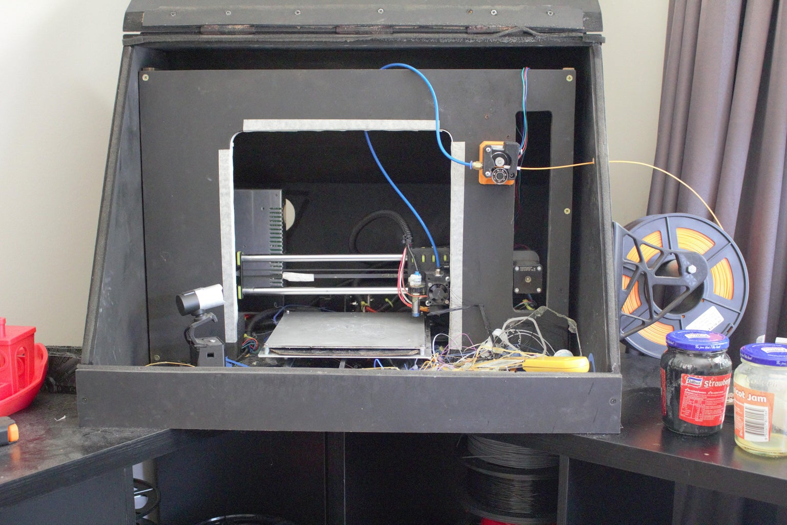 Background: Why Build a 3D Printer?