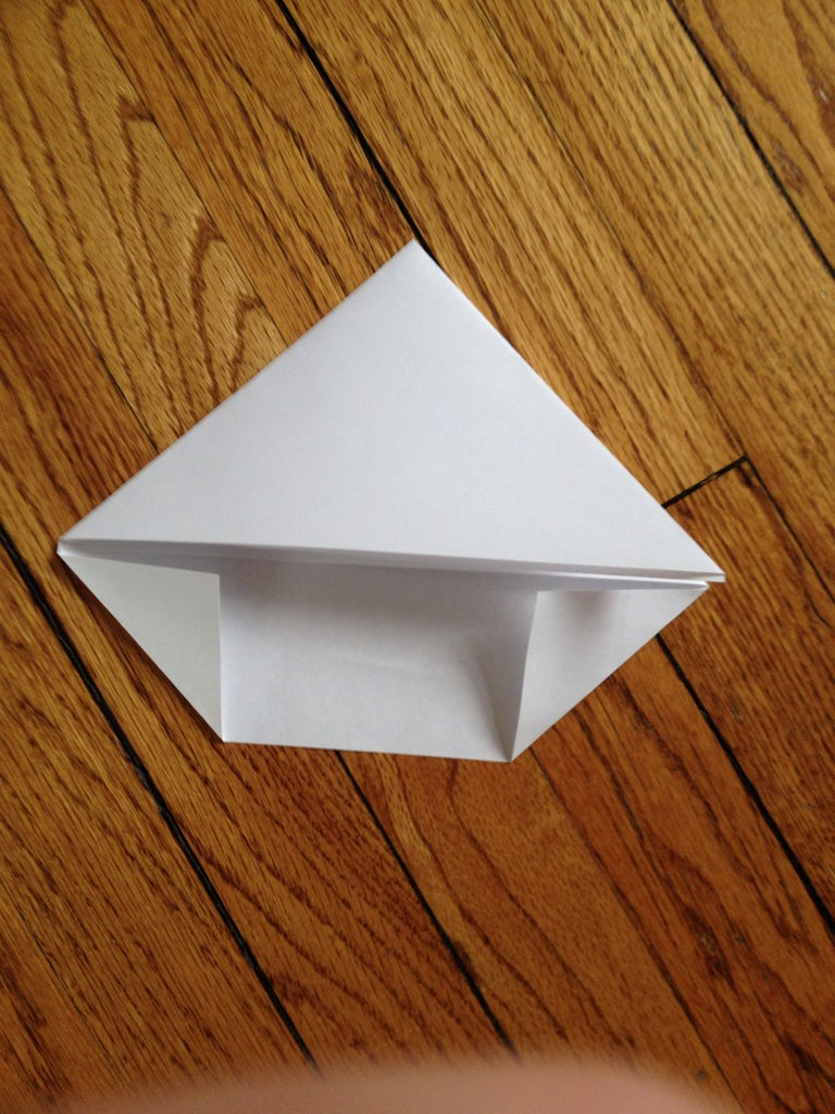 Fold the Bottom Corners