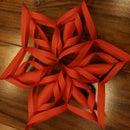 DIY Paper Snowflake