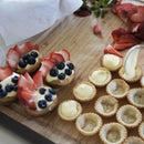 Mini Fresh Fruit Tarts