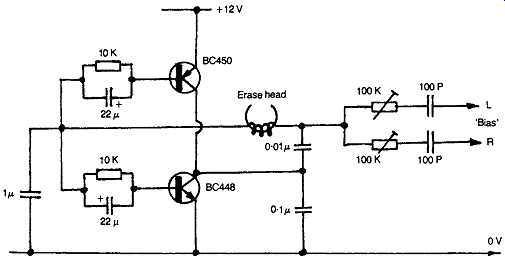 Bias Oscillator