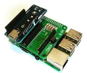 Use Arduino MKR Shields With Raspberry Pi