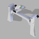 Small Upright CNC