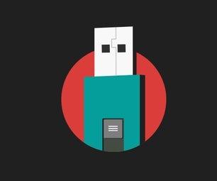 Hoe Maak Je Een Bootable USB-stick