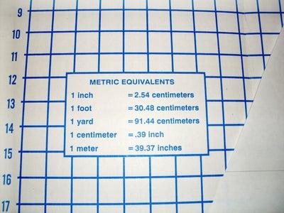 Materials & Pattern