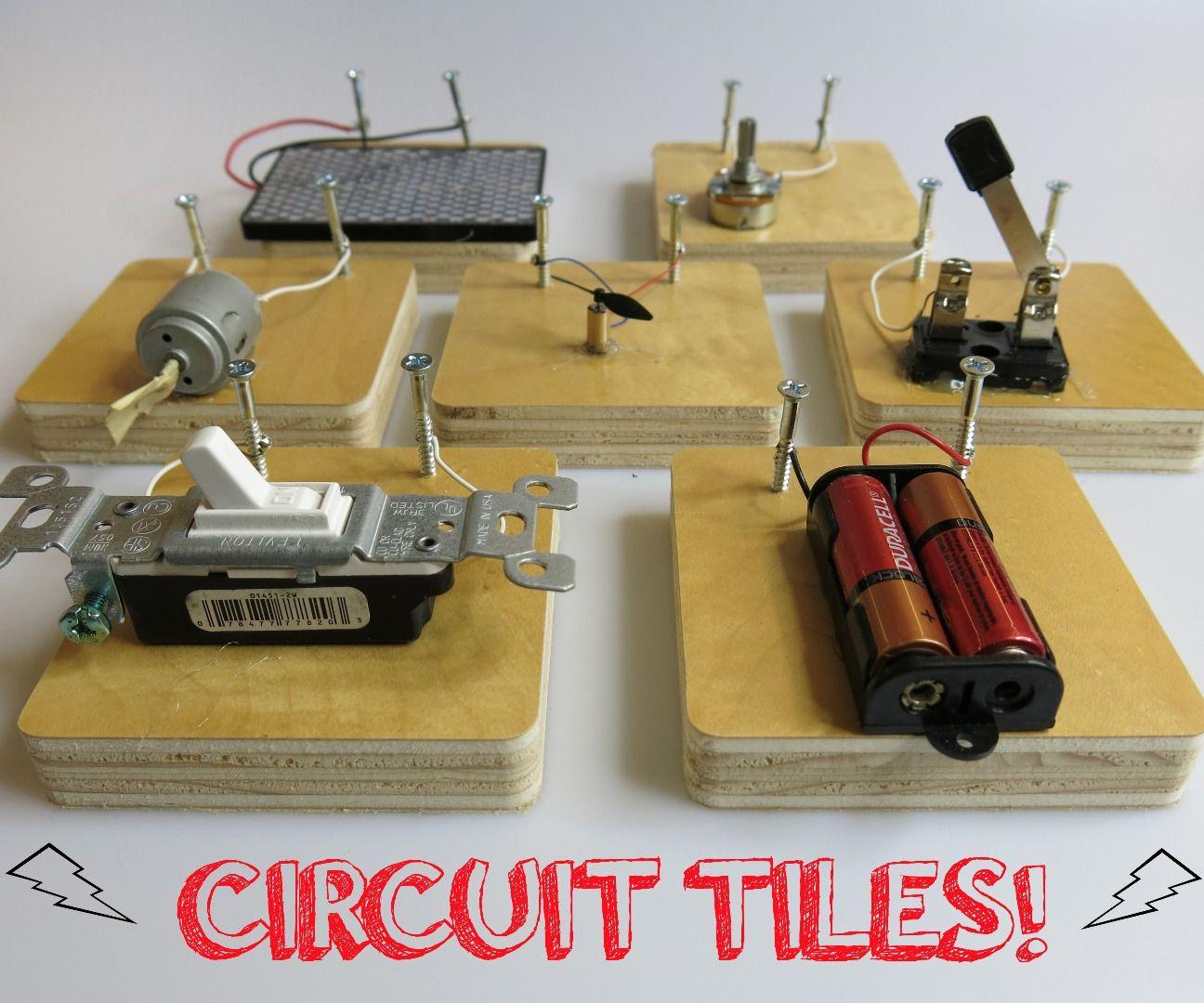 Circuit Tiles!