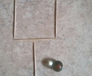 The Martini and the Olive Brain Teaser