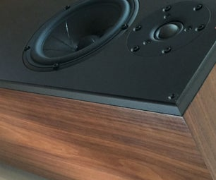 HiFi Speakers - a Guide for a First Class Build