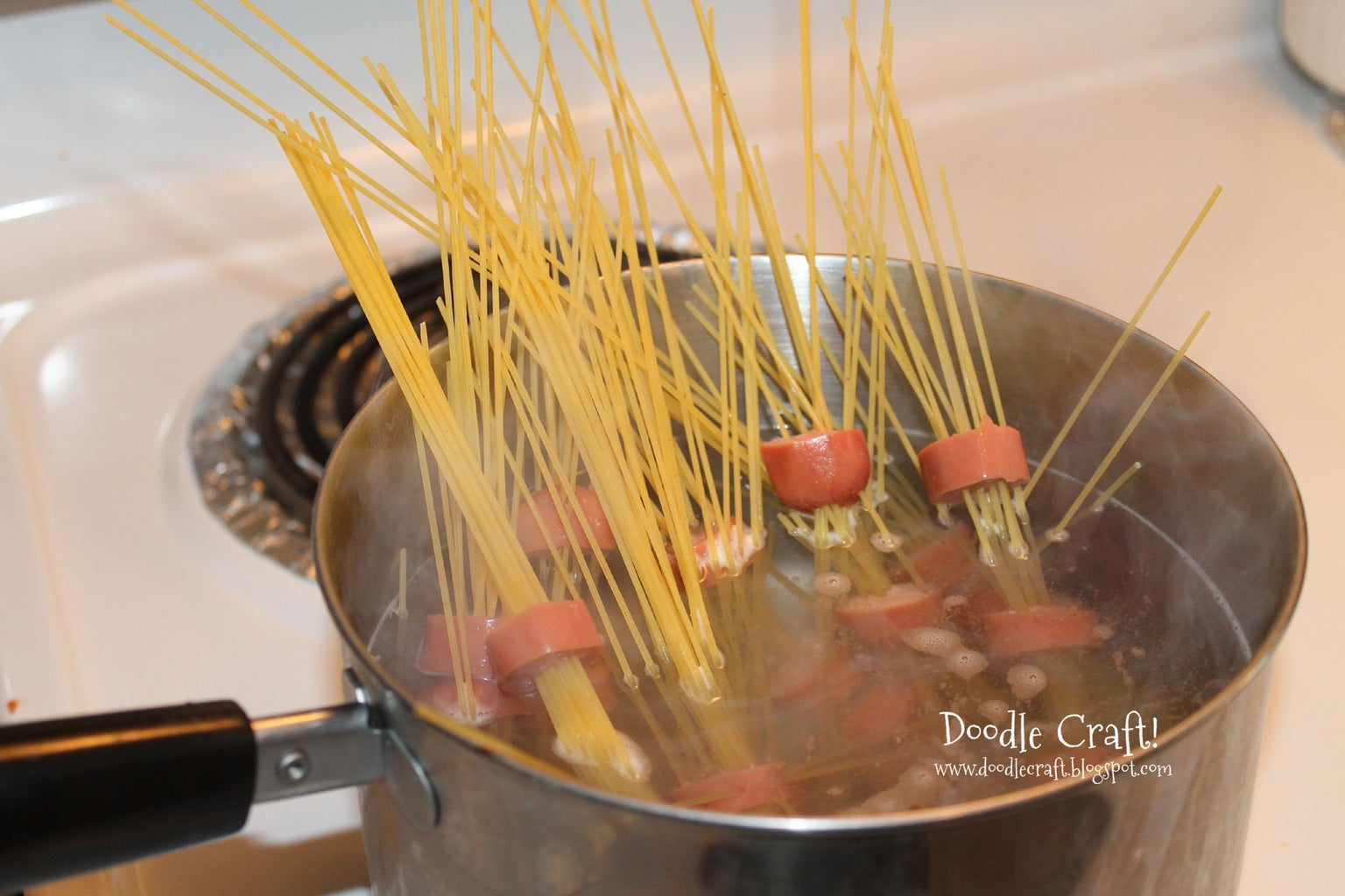 Boil, Boil, Toil and Trouble!