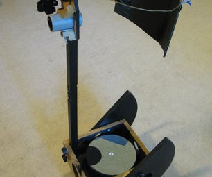 """Airline-portable 8"""" Dobsonian Telescope"""