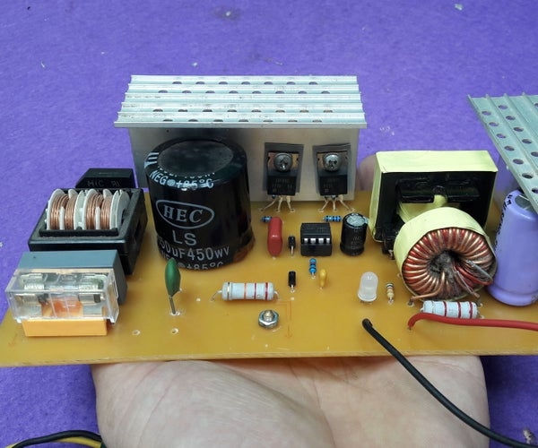 How to Build SMPS Transformer | Home Make 12V 10A Switching Power Supply