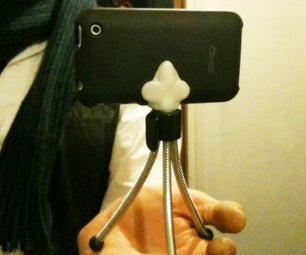Cheap and Cheerful IPhone Tripod Mount