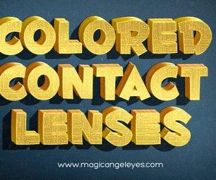 Sharingan Contacts