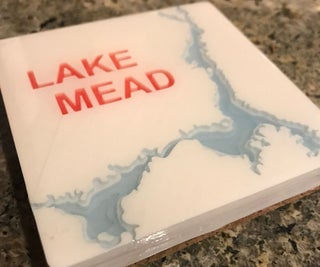 Customizable Topographic 3D Printed Drink Coaster