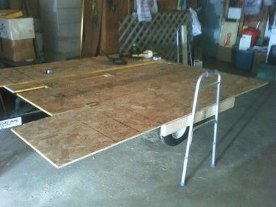 Outer Platform Build