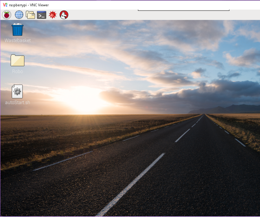 Controlling a Raspberry Pi via Windows Hotspot