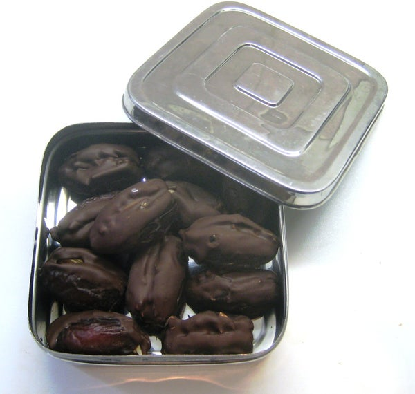 Chocolate Diet Snack