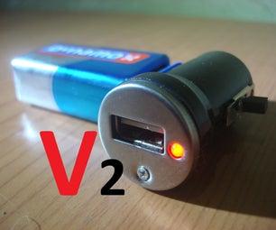 Portable Usb Cellphone Charger V2