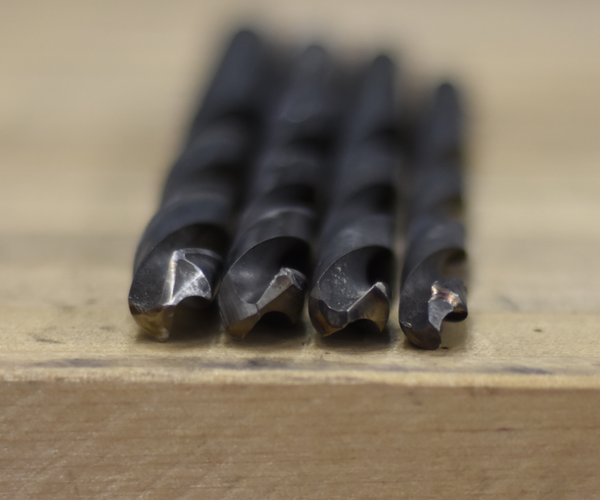 How to Sharpen Used and Dull Drill Bits (By Hand!!)