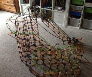 SkyRush - a K'Nex Roller Coaster
