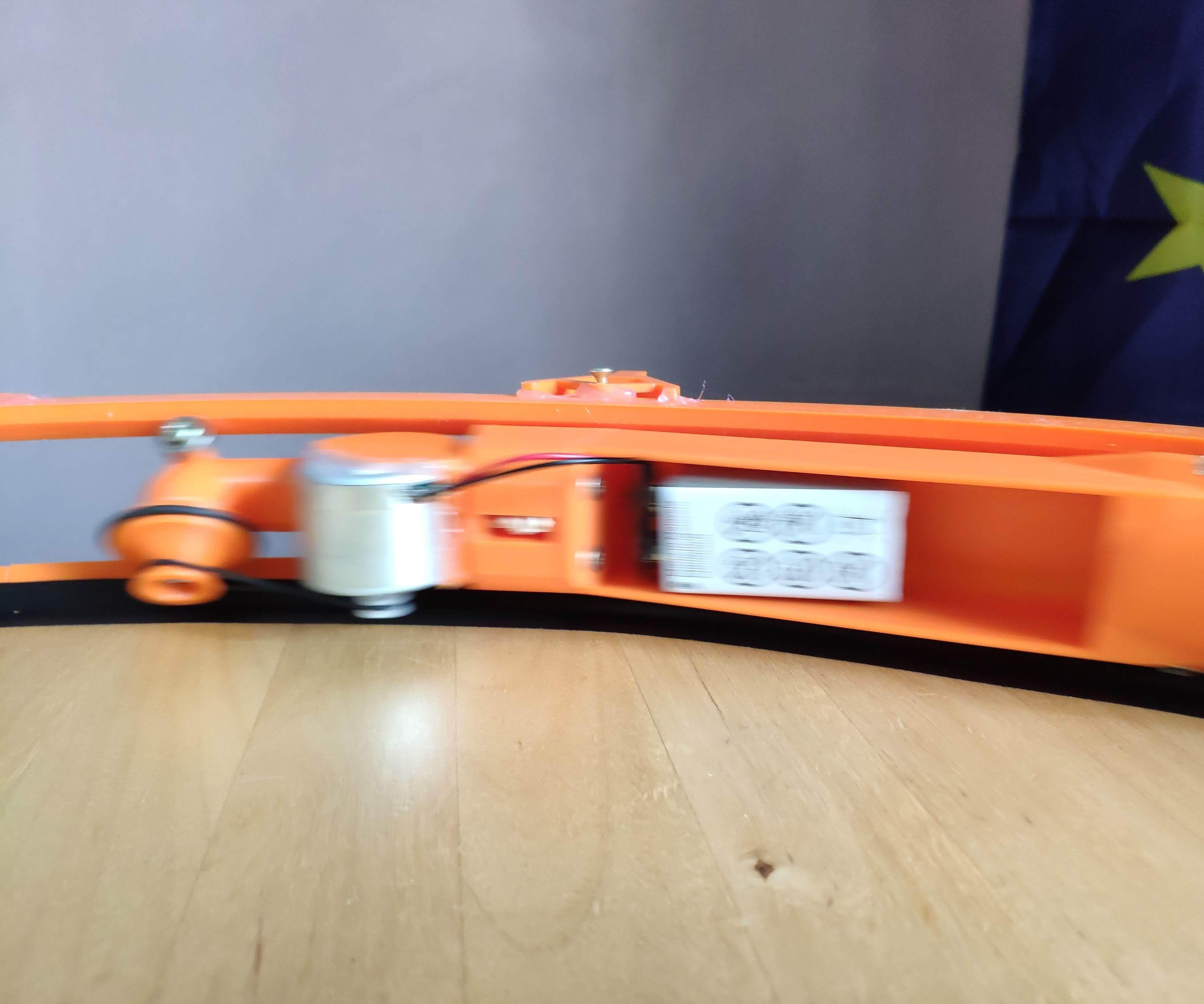 Train Journey: 3D Printing a Train