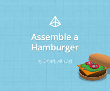 Assemble a Hamburger