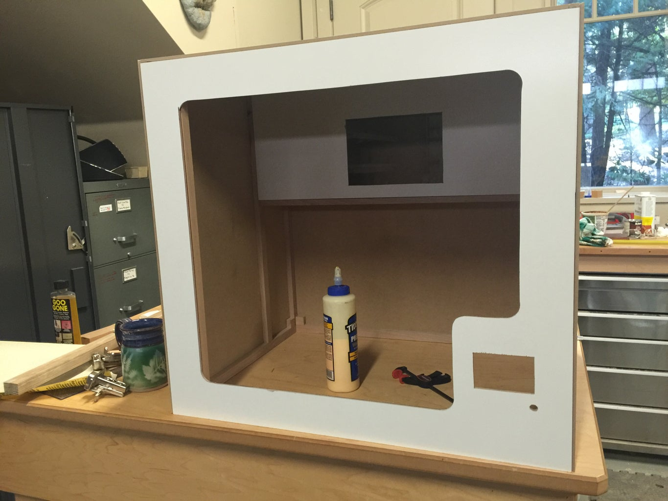 From Open Frame to Enclosure