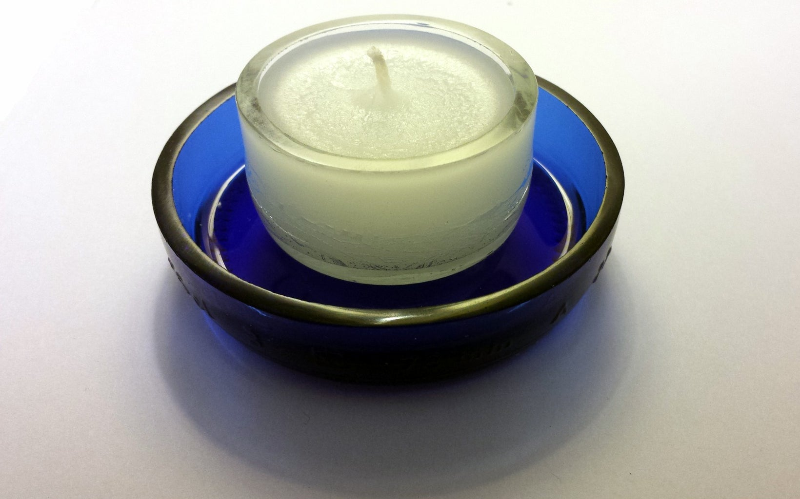 Candle the First: Paraffin