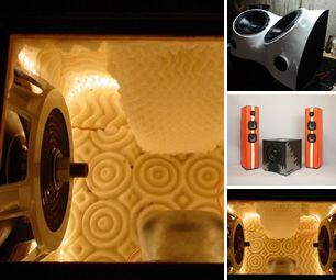 Building Speaker/Subwoofers