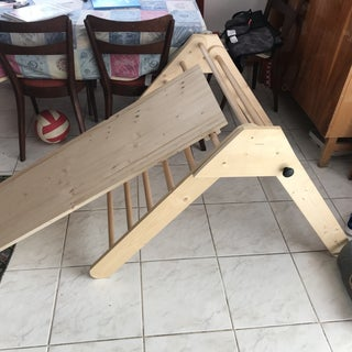 How to Make a Kids Wooden Climber (Pikler Triangle)
