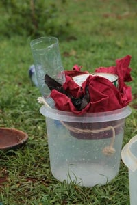 Water Filtration Using Fabric