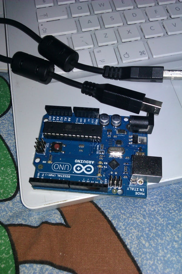 Arduino Uno Basics