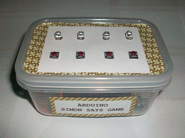 Arduino - Simple Simon Says Game