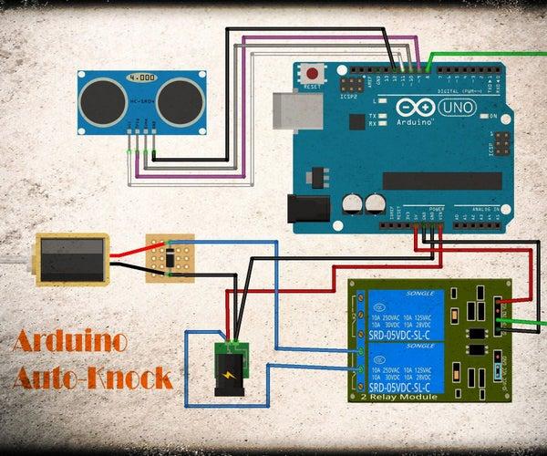 Arduino Auto Knock