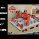 TRIPLE CNC MACHINE - UPGRADE