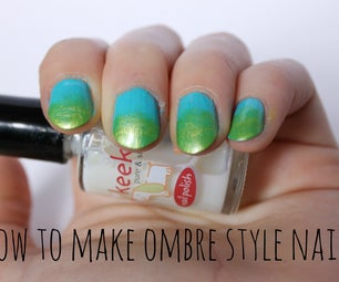 Ombre Style Nails
