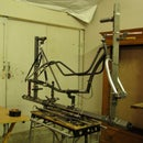 Easy Bicycle Framebuilding Jig