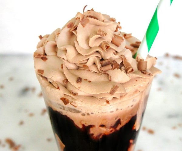 Molten Chocolate Frappuccino Recipe