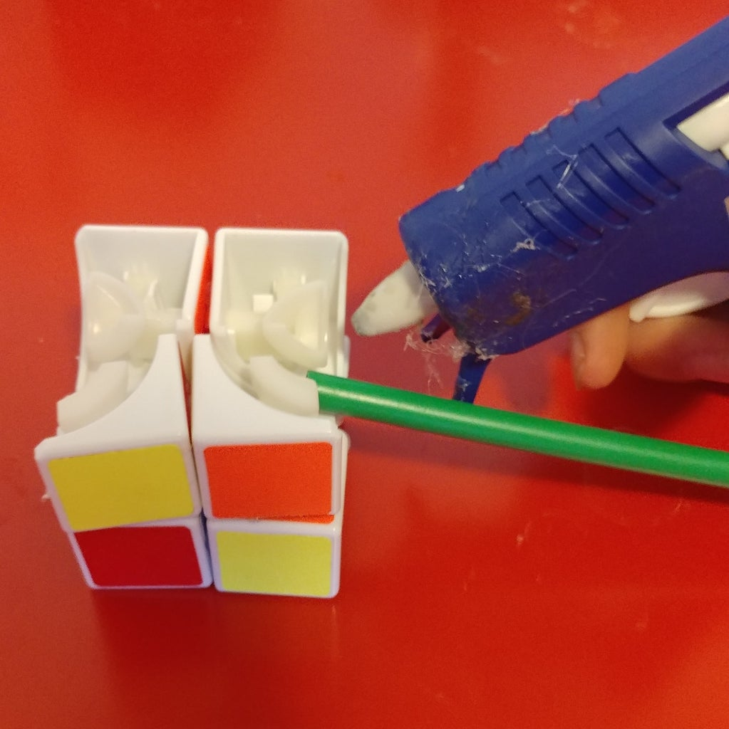 Hot Glue Your Stem