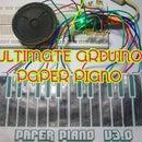 Ultimate Arduino Paper Piano